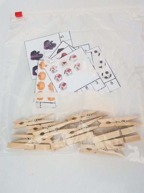 General Conference Clothespin Clip Cards. Great printable activity for preschoolers to do during General Conference.