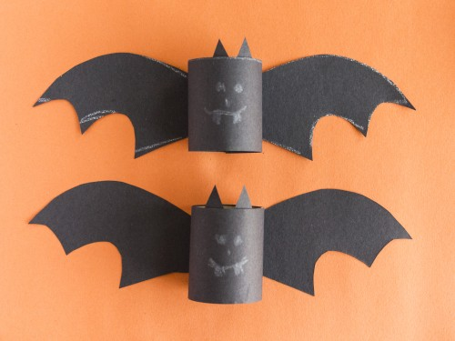 Flying Bats Craft