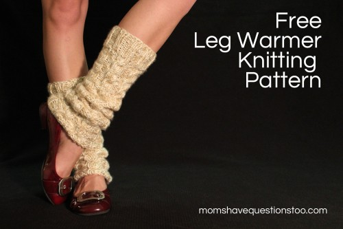 Chunky Cabled Legwarmersboot Socks Moms Have Questions Too