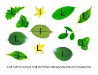 Leaf-Letter-Sort