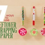 7 Fun Ways to Use Wrapping Paper Scraps