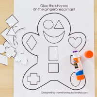 $1.99 Cut and Paste Activity Pack **