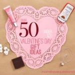 Inexpensive Valentine Gift Ideas — All under $20!