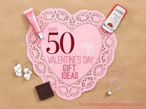 Inexpensive Valentine Gift Ideas