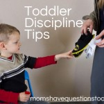 Toddler Discipline Tips Part 2 of 3