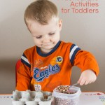 5 Montessori Practical Life Activities for Toddlers