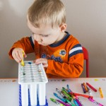 5 Montessori Tray Ideas with a Video of Each