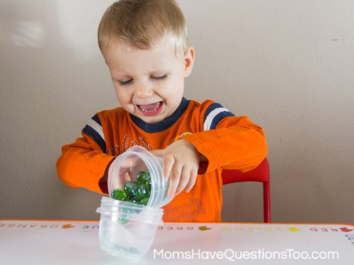 5 Montessori Practical Life Activities for Toddlers - Moms Have Questions Too