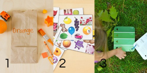 Color Exploration for Toddlers -- Moms Have Questions Too