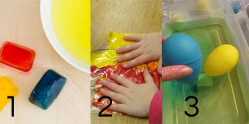 Color Mixing for Toddlers -- Moms Have Questions Too