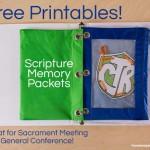 ABC Scripture Memory Packet