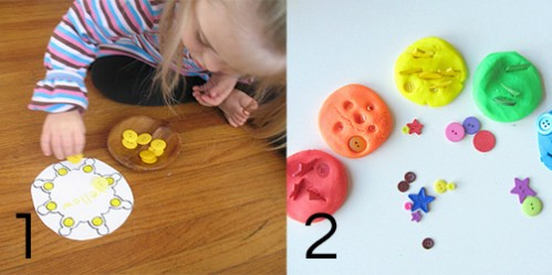 Sorting Colors for Toddlers -- Moms Have Questions Too