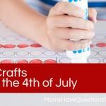 Preschool 4th of July Crafts
