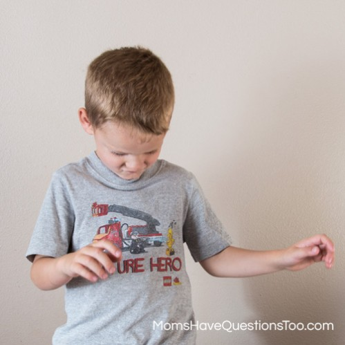 Develop Gross Motor Skills by Dancing to Music!  Moms Have Questions Too