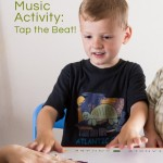 Toddler Music Activities: Tap the Beat