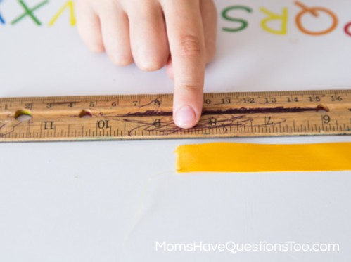 When to Teach Graphing and Measuring - Moms Have Questions Too