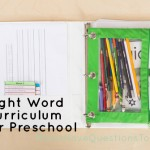 Sight Word Curriculum Week 2