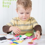 Sorting Shapes Busy Bag