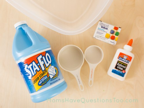 Homemade silly putty recipe and science lesson supplies for homemade silly putty moms have questions too ccuart Gallery