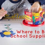 Where to Buy School Supplies