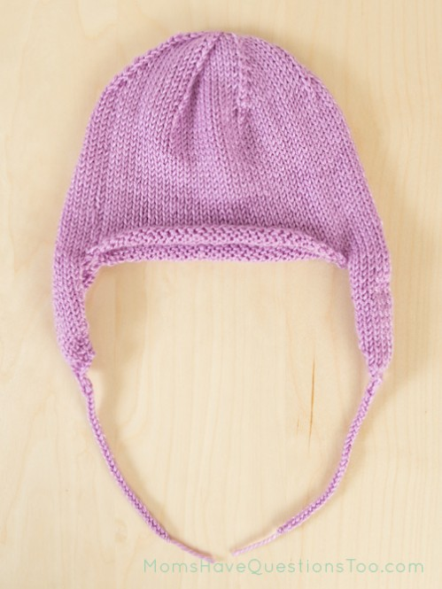 Free Knitting Pattern Hat With Ears : Christmas Knitting Ideas 2013