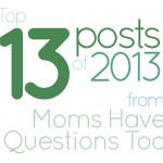 Top 13 Posts from 2013