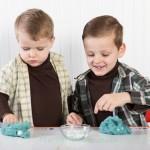 How to Make Homemade Playdough Video