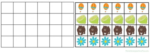 Sample Pattern Boards from Moms Have Questions Too