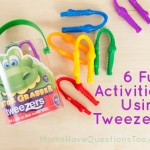 Use Kid Tweezers for Fine Motor Growth and Development