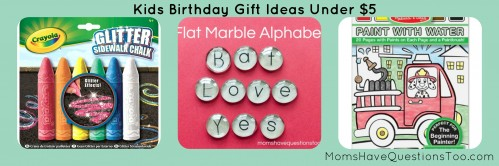 Over 100 Unique And Inexpensive Birthday Gift Ideas For Kids Includes A Free Printable List